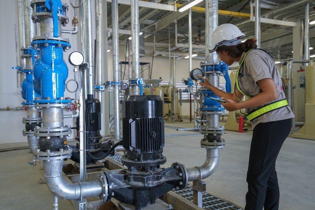 Distributor Pompa Industri di Medan