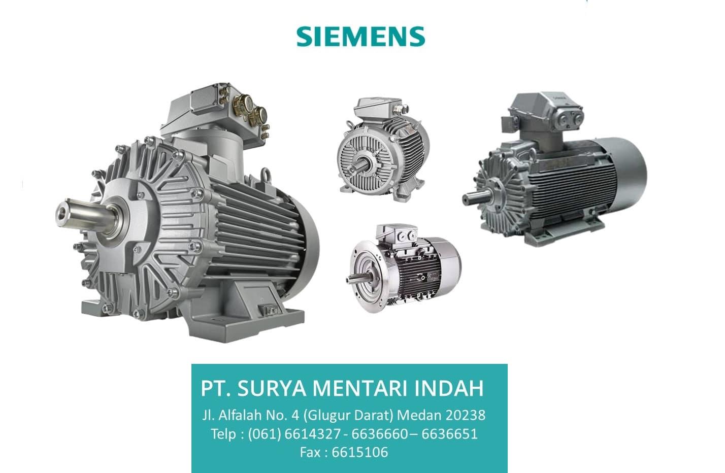 Jual Siemens Mechanical Drive di Medan