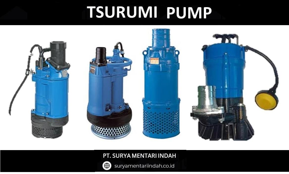 Jual Tsurumi Pump di Medan